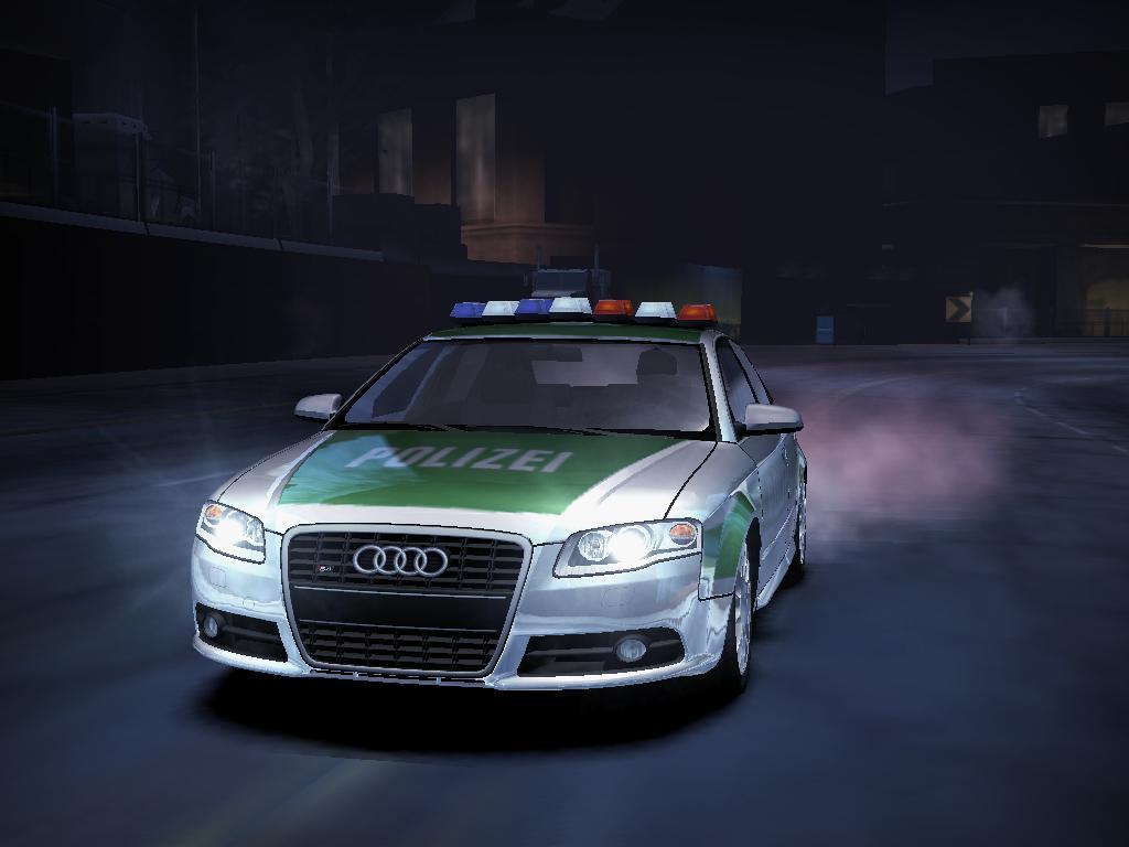 German Police S4